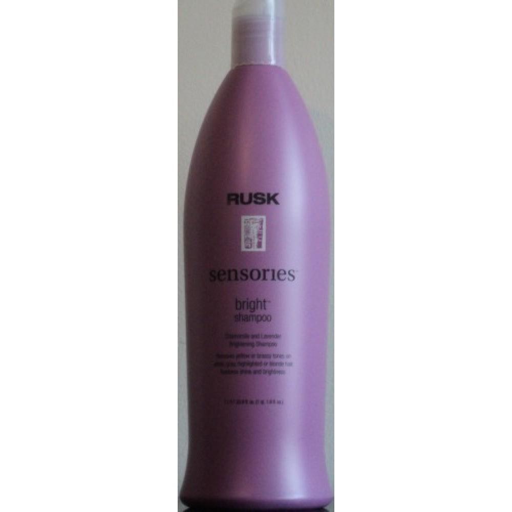 Rusk Sensories Shampooing Bleu 1litre