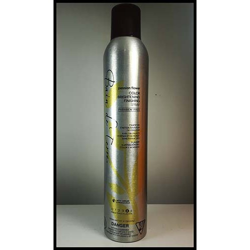 Bain de terre fixatif finition raviveur de couleurs passion flower 300ml