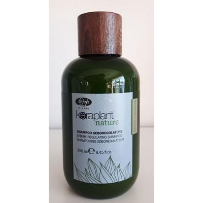 Lisap keraplant nature shampooing séborégulateur